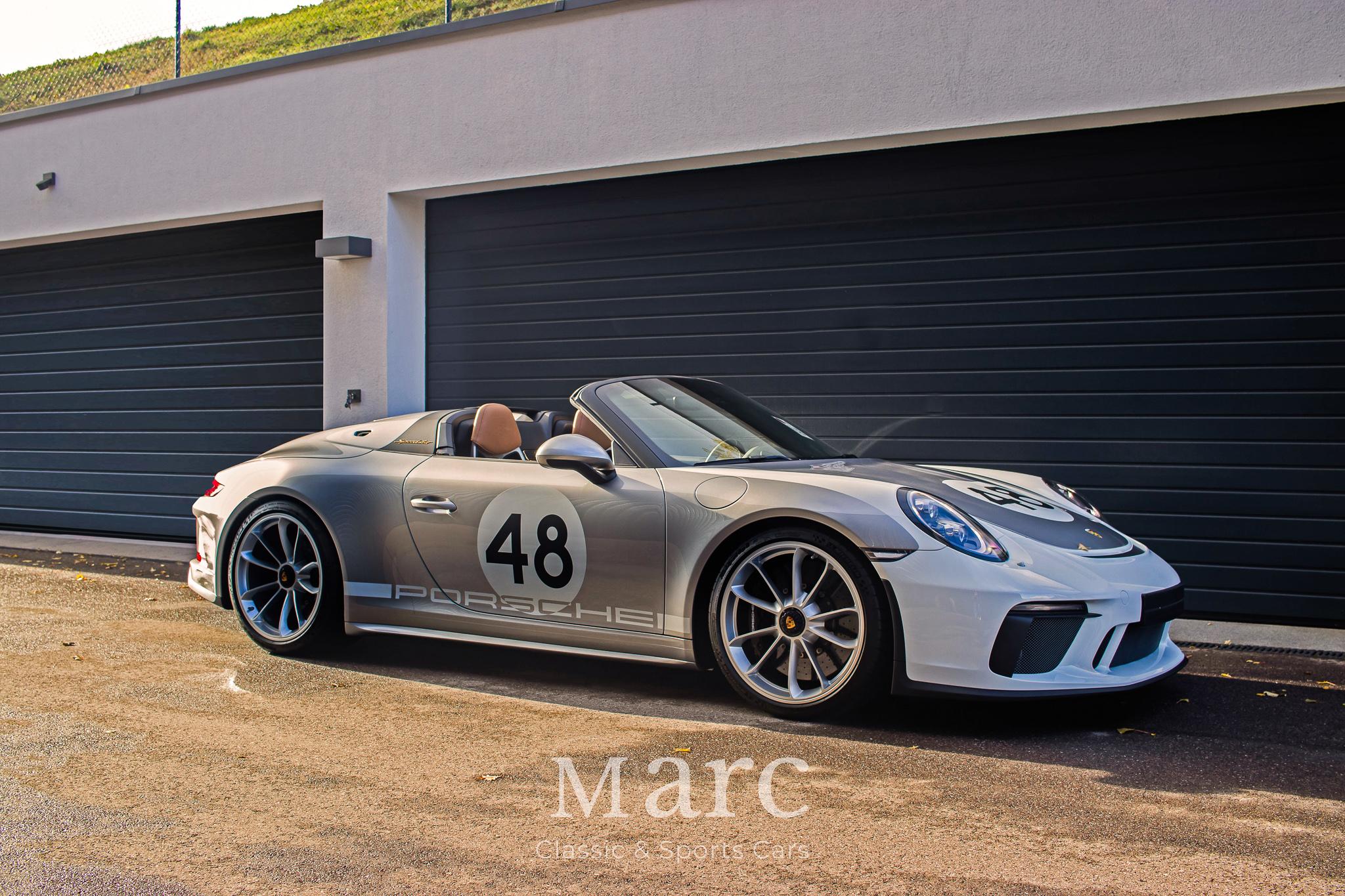 Porsche 991 bei marc sportscars