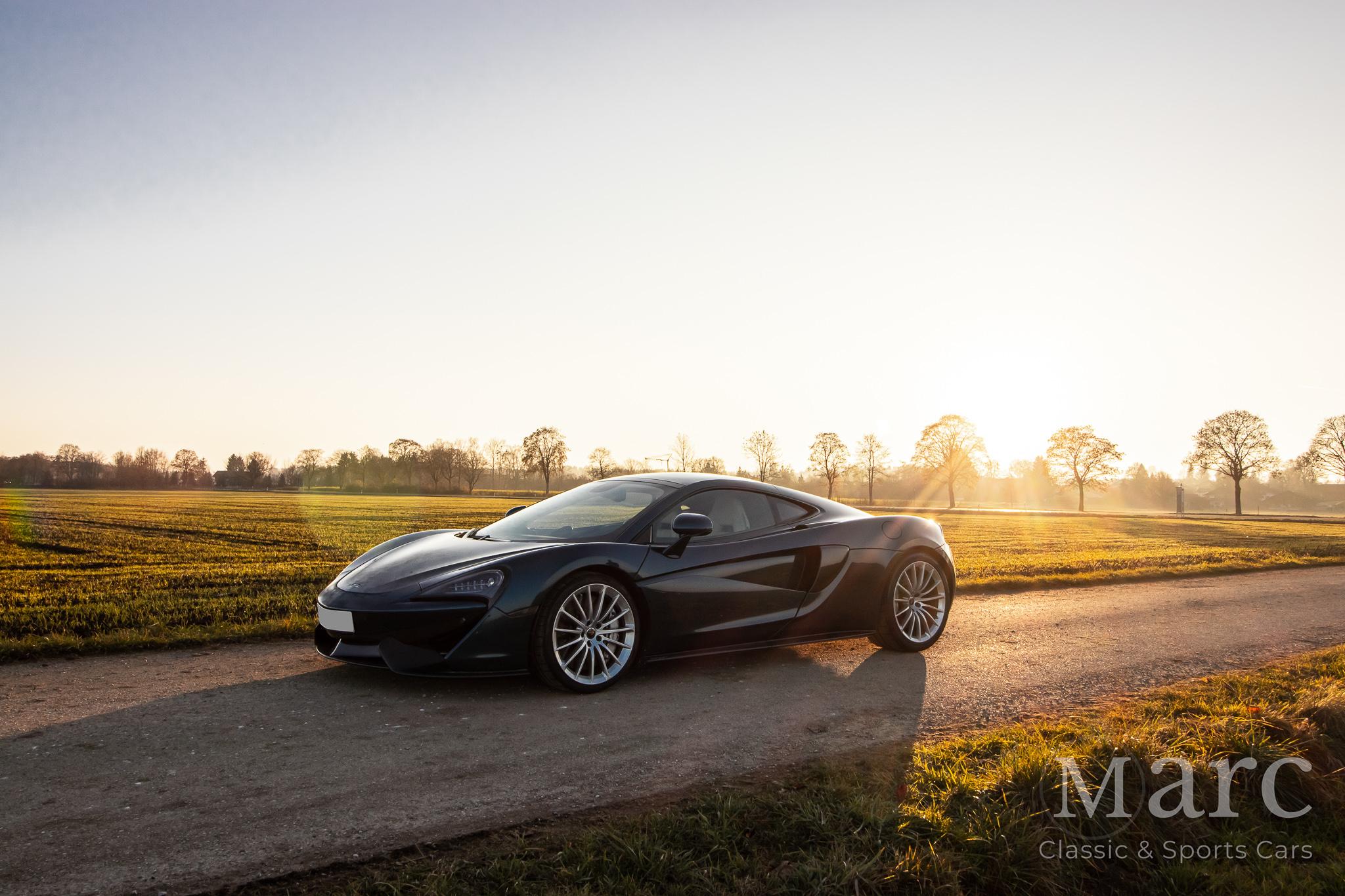 McLaren 570GT bei marc sportscars