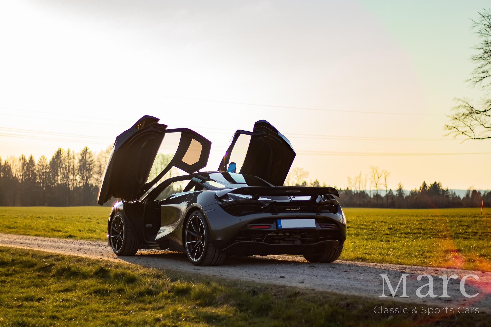 McLaren 720S bei marc sportscars